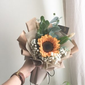1 Sunflower Bouquet