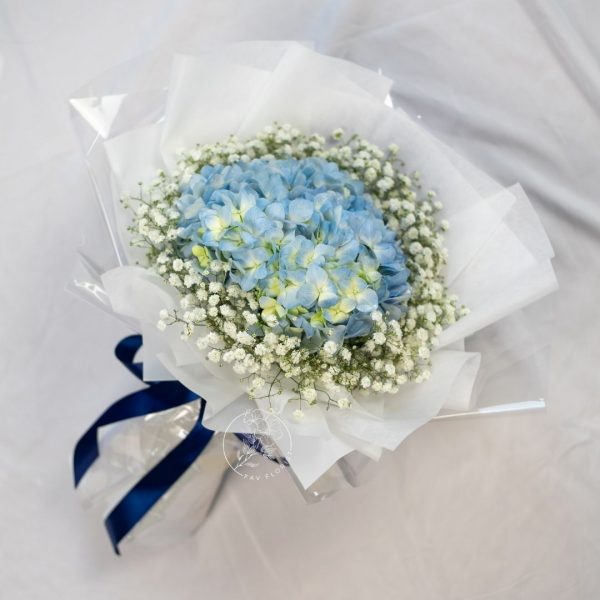 Forever Young Hydrangea Bouquet