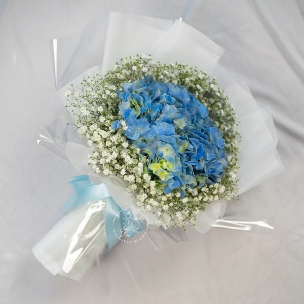 Forever Young Hydrangea Bouquet 2