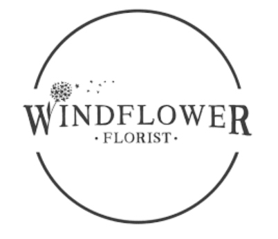 windflower florist logo