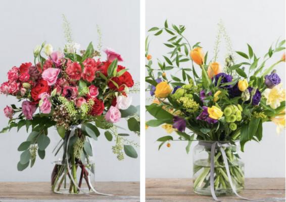 flower addict bouquets