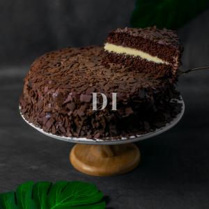 Mao Shan Wang Durian Chocolate Cake Slice