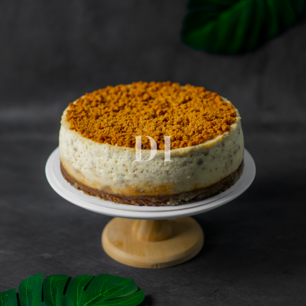 Speculoos Biscoff Cheesecake