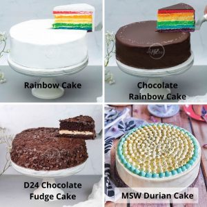 premium cake bundles