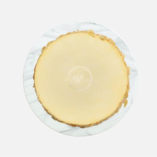 premium new york cheesecake top