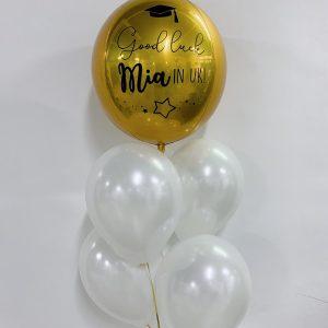 Customised Orb Bouquet Balloon