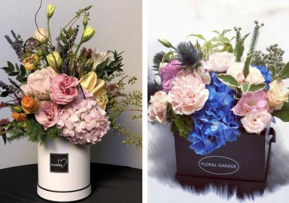 Floralgarage Premium Flowers