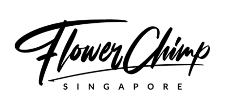 flower chimp logo