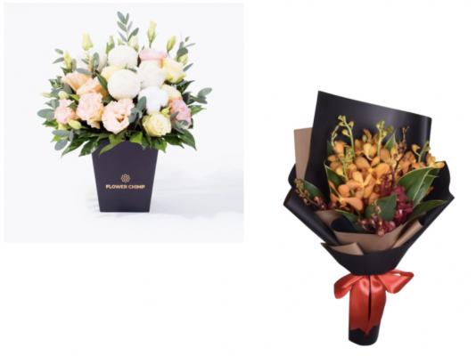 flowerchimp bouquets under $50