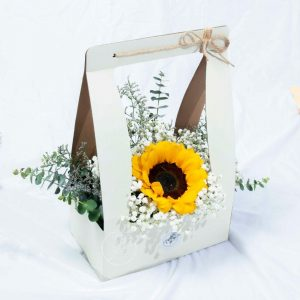 Delightful - Sunflower Baby Breath Box