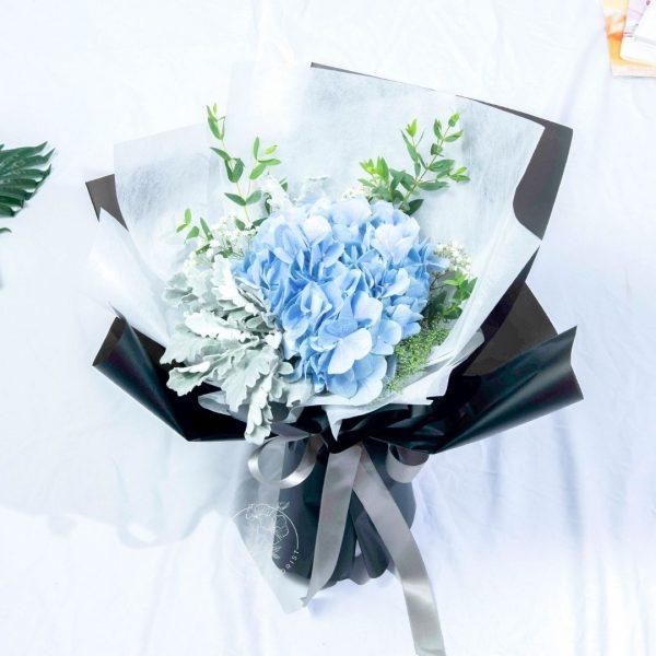 Radiance - Hydrangea Bouquet