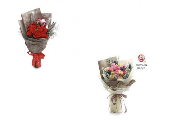 xpress flower bouquets