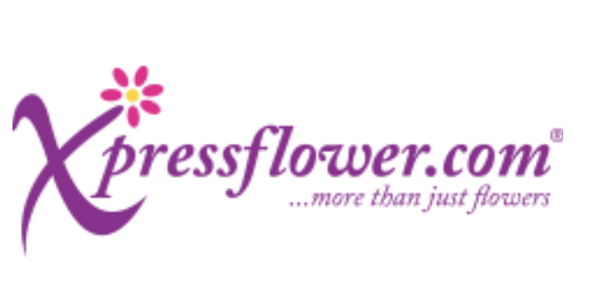 xpress flower logo