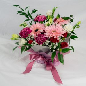 Mother's Day Gerbera and Carnation Bouquet