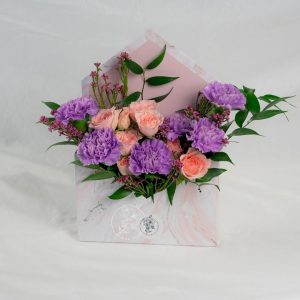 Mother's Day Special - Carnation Flower Envelope