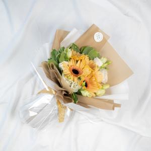 Bloom Room - Gerbera & Eustoma Bouquet