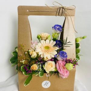 Felicity - Gerbera and Rose Box 2