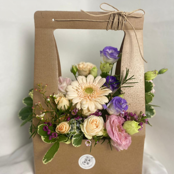 Felicity - Gerbera and Rose Box