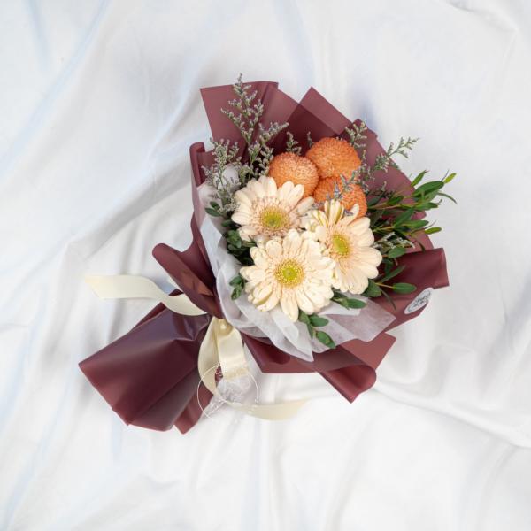 Garden Girl - Gerbera Bouquet