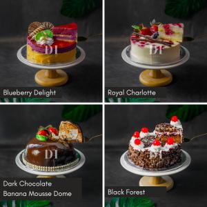 6 Inch Cake Bundle - 3