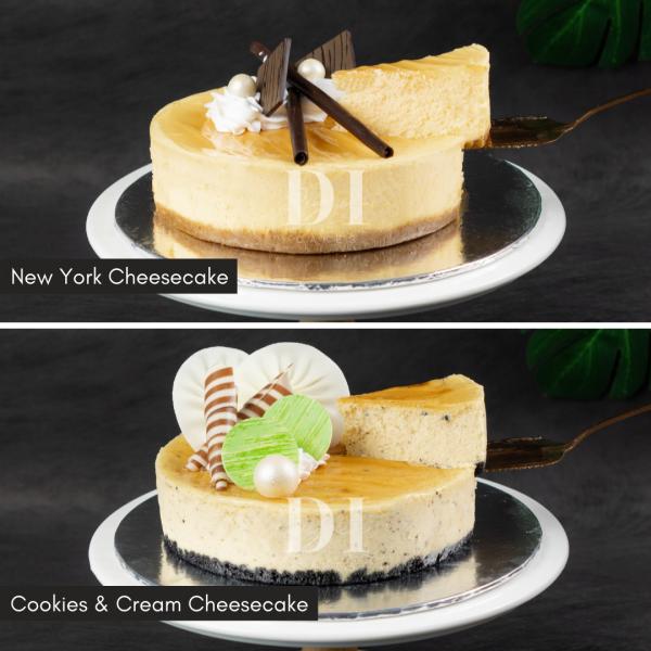 6 Inch Cake Bundle - 4