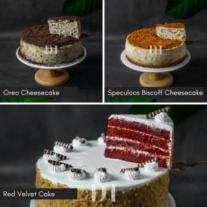 8 Inch Cake Bundle - 2