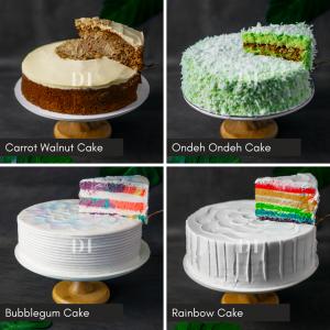 9.5 Inch Cake Bundle - 1