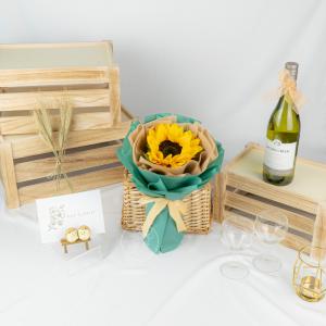 A New Day – Sunflower Bouquet
