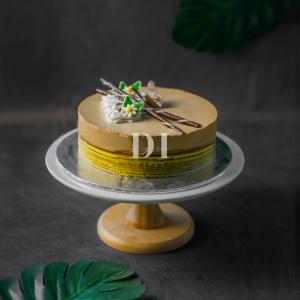 Cappuccino Mocha Mousse Cake