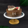 Crunchy Hazelnut Feullitin Gâteaux Cake