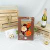 Hidden Garden - Gerbera With Rose Spray Surprise Box