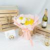 Mellow Yellow - Pom Pom Bouquet