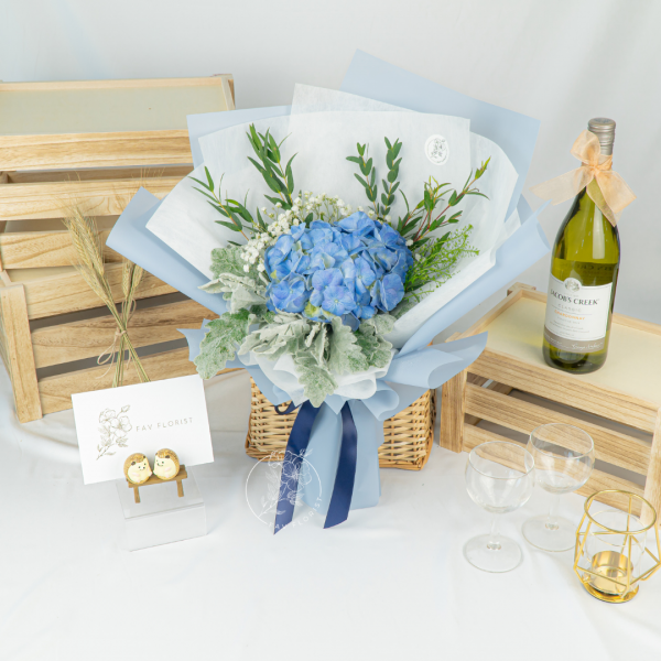 Radiance – Hydrangea Bouquet