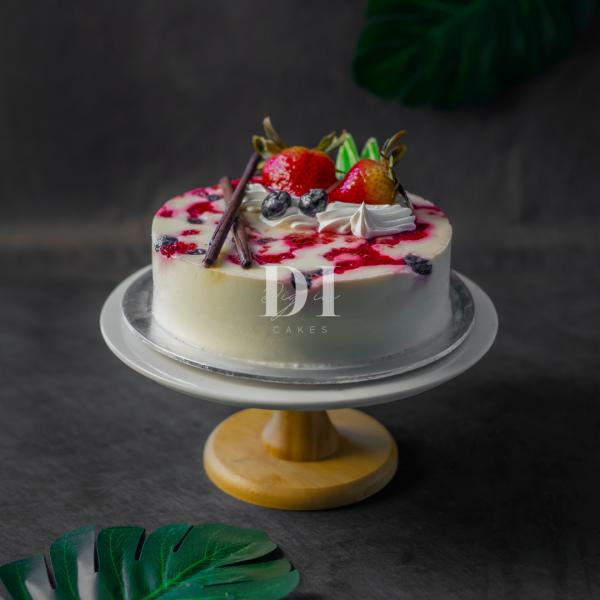 Royal Charlotte Cake