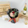 Adoring Touch – Kenya Red Rose Bouquet