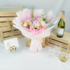 Princess Premium XL Flower Bouquet – Mixed Peony Bouquet