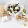 Purple Paramour - Calla Lily Bouquet